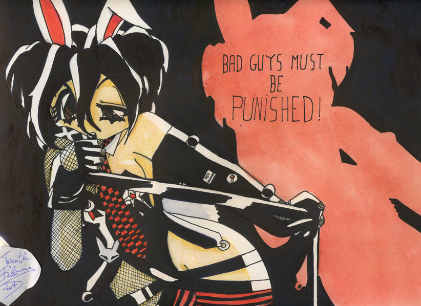 bad punk girl jucked