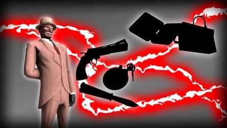 Garry98 The Spy by Nikolad92