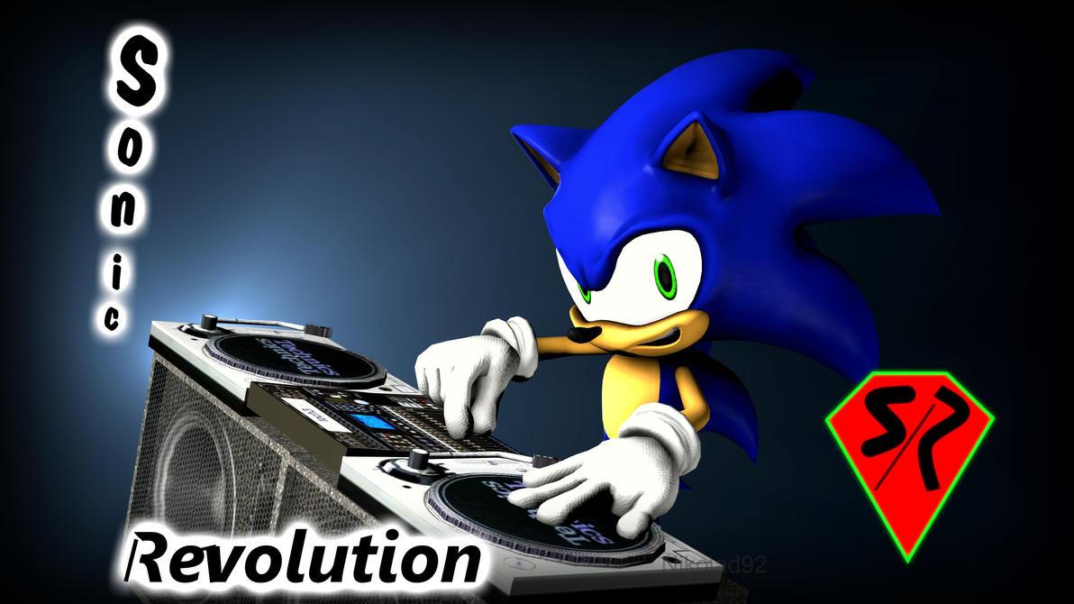 Sonic Revolution by Nikolad92