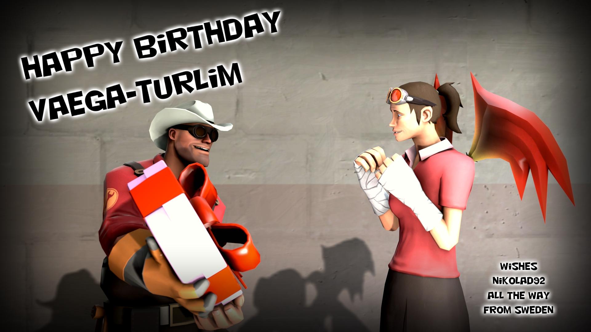 Happy BirthDay vaeGa-tURliM by Nikolad92