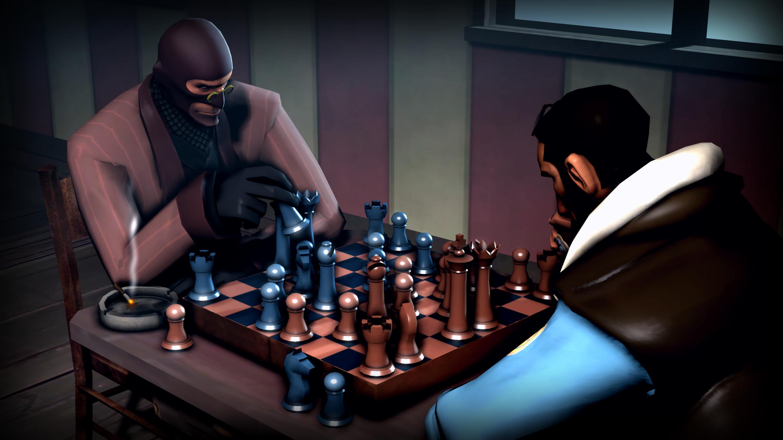 Chess by Nikolad92