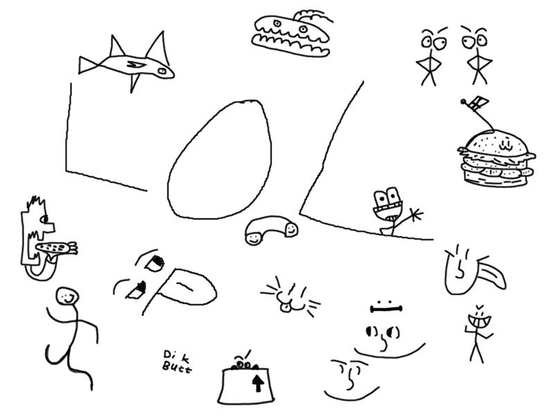 Near midnight doodle by Nikolad92