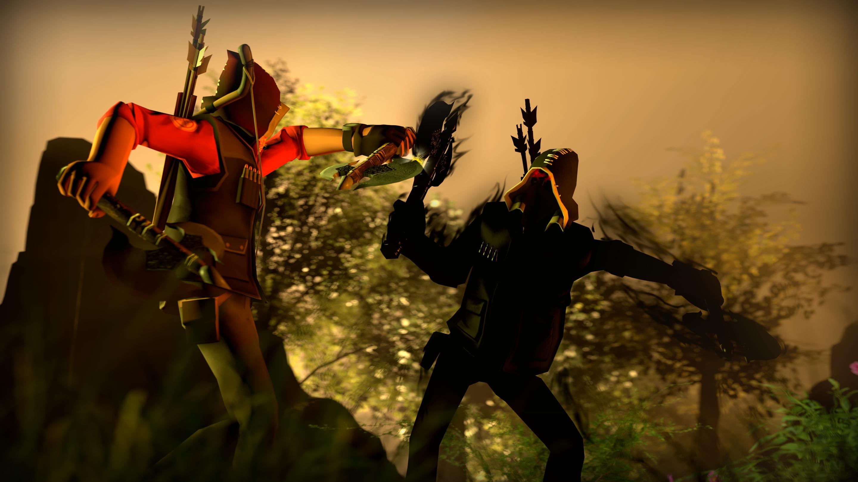 Ruin Battle by Nikolad92