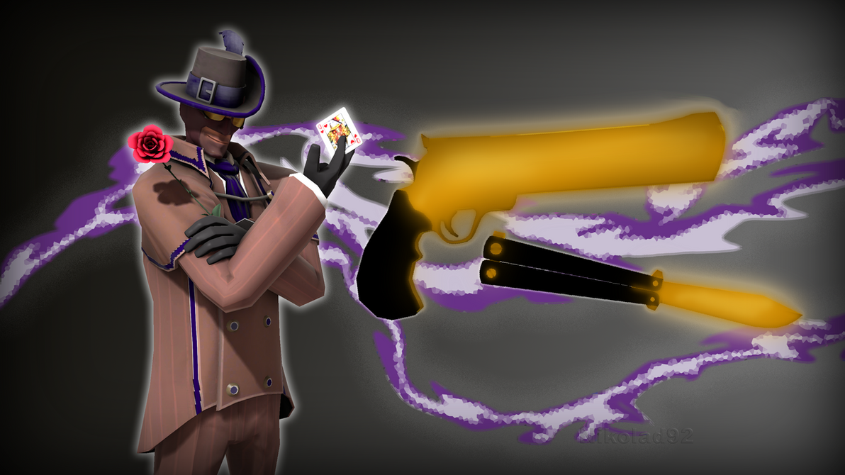 Nathan The Spy by Nikolad92