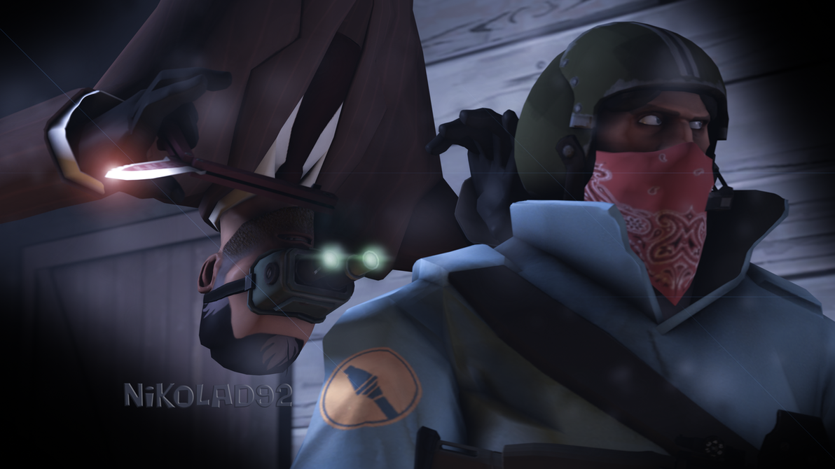 Agent by Nikolad92