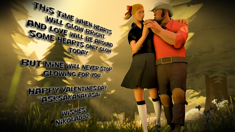 Happy Valentine by Nikolad92