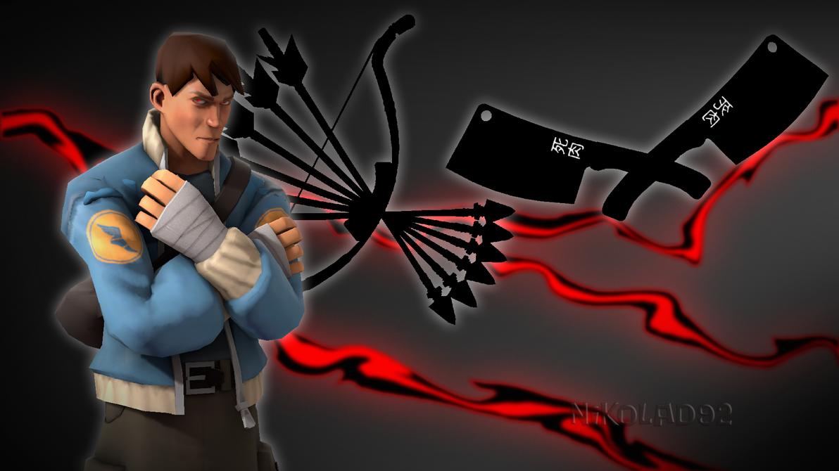 Striker The Scout by Nikolad92