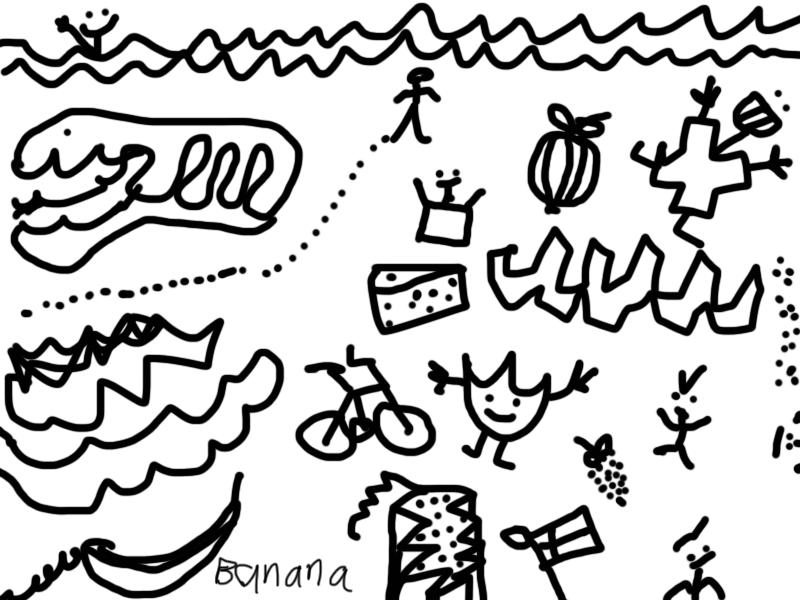 Midnight Doodle 3 by Nikolad92