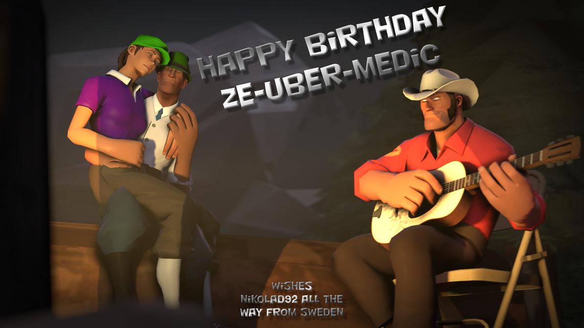 Happy Birthday ze-uber-medic by Nikolad92