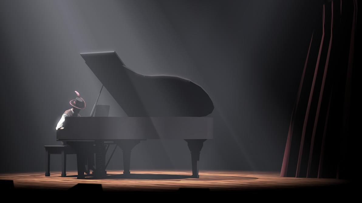 Piano by Nikolad92