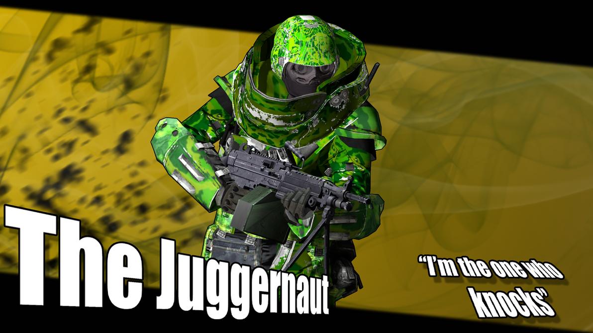 Juggernaut by Nikolad92