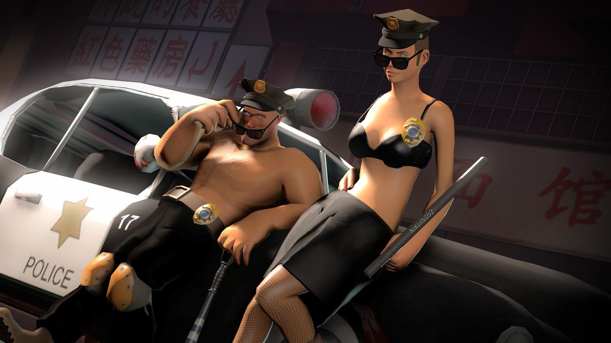 Bad Cops by Nikolad92