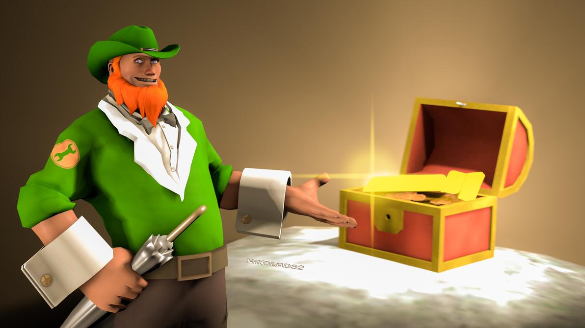 Box Of Gold (Mini Contest Check The Description) By