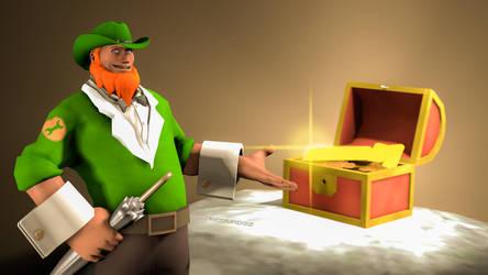 Box of Gold (Mini contest Check the description) by Nikolad92