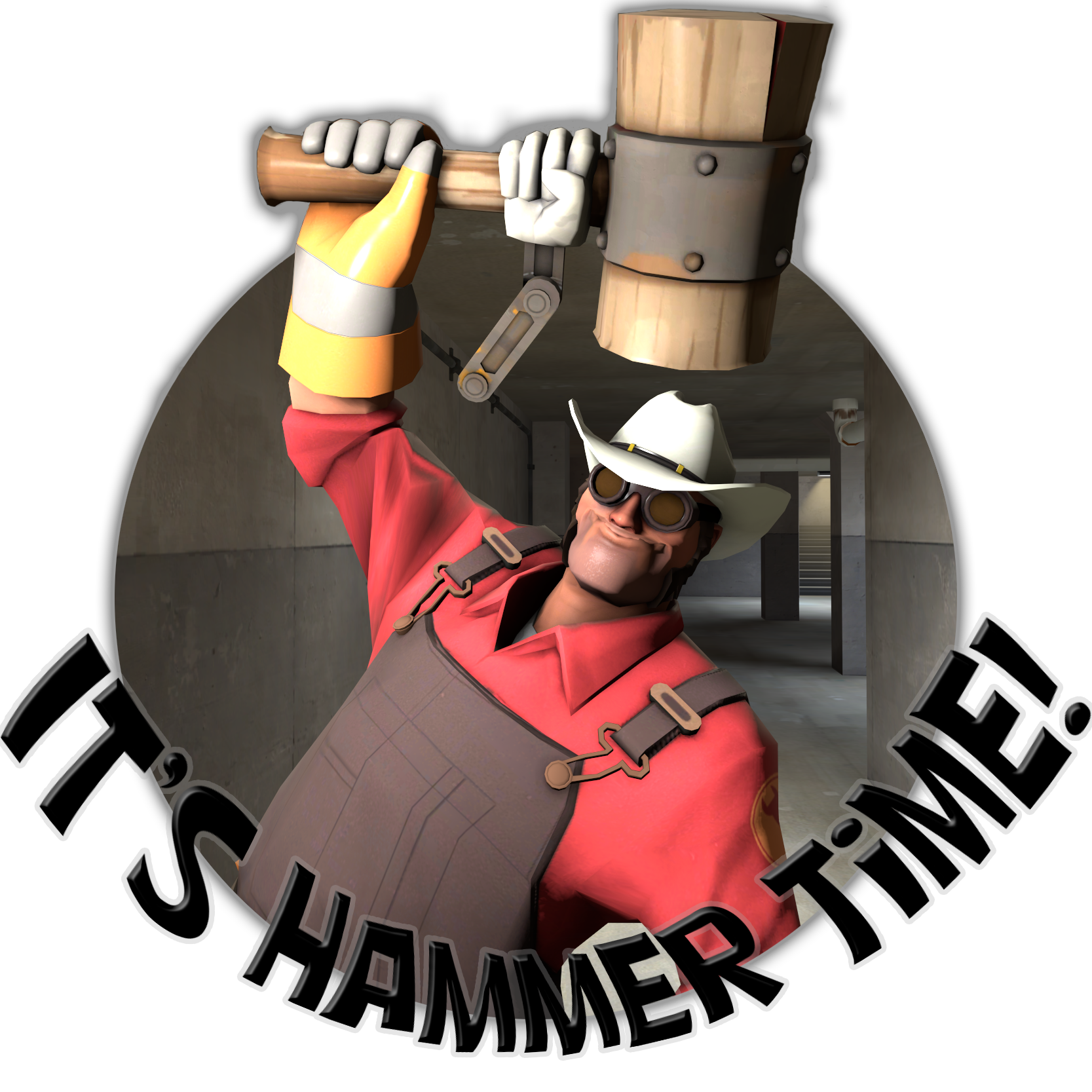 Hammer Time by Nikolad92
