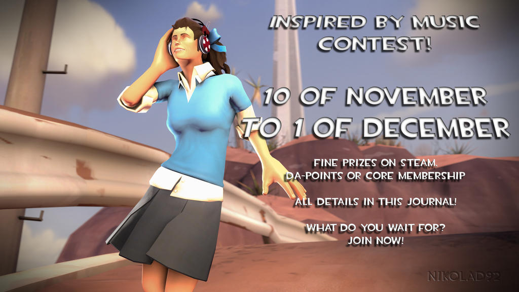 Contest Cover pic by Nikolad92