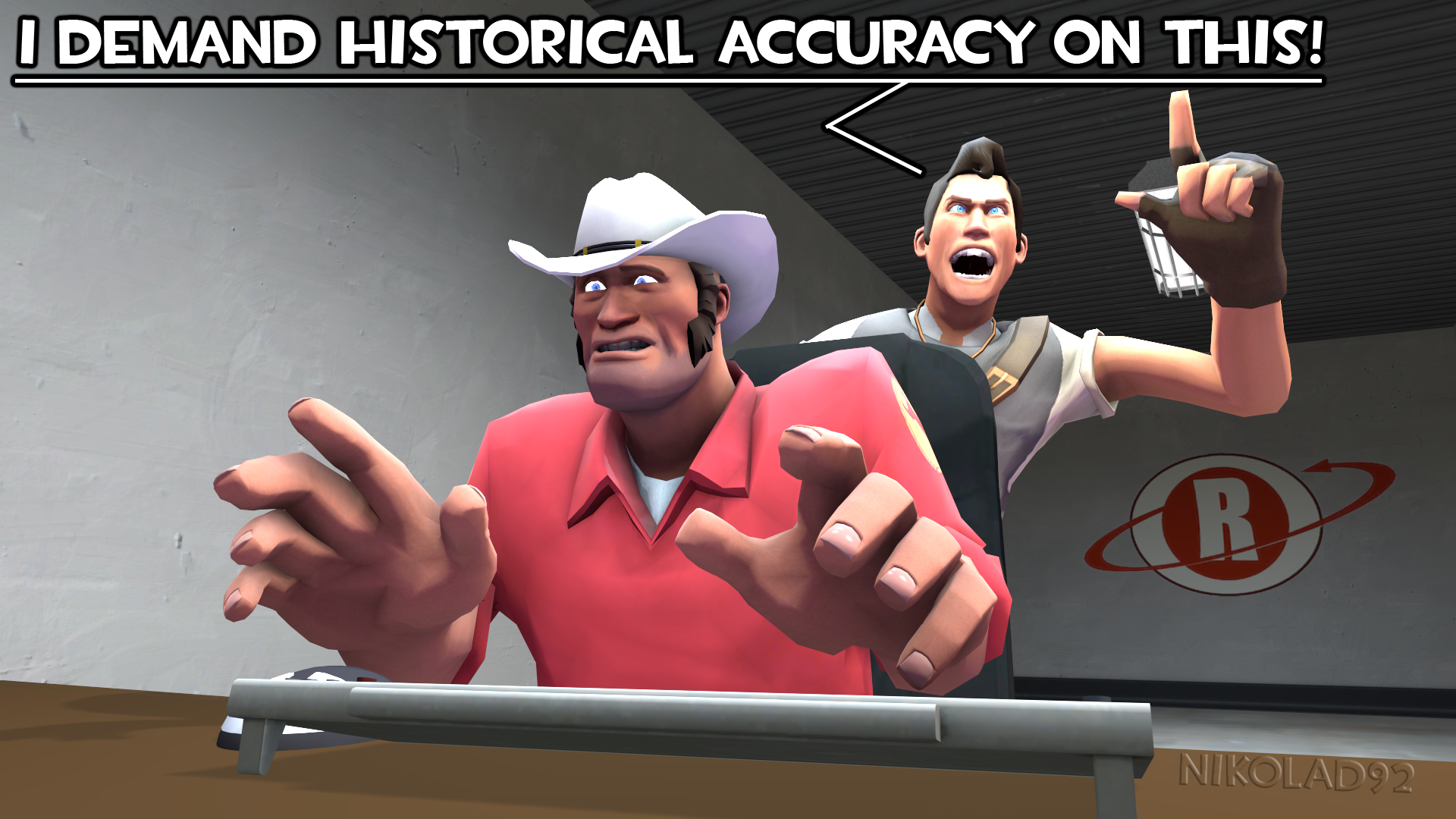 Historical accuracy by Nikolad92