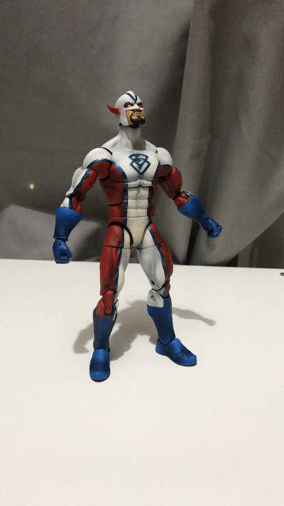 Captain Unity custom by Loosecollector  by Captain-Unity
