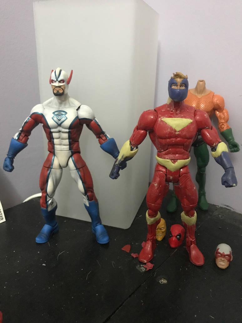 Valiant and Captain Unity! by Captain-Unity