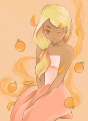 Orange Princess