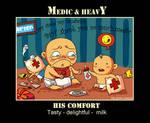 TF2 medic and heavy