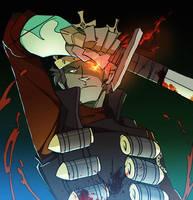 TF2  blooddemoman by biggreenpepper