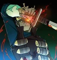 TF2  blooddemoman blue by biggreenpepper