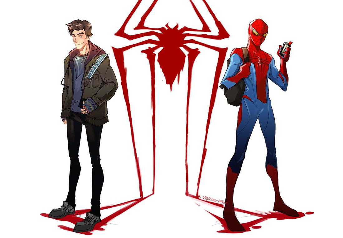 The Amazing Spider Man by biggreenpepper on DeviantArt