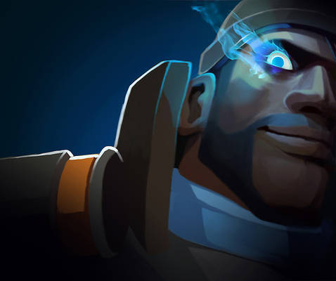 TF2 Demoman B
