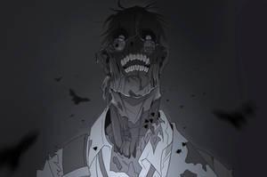 TF2 Zombie medic by biggreenpepper