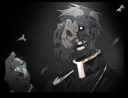 Zombie Death priest by biggreenpepper