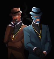 spy X 2 by biggreenpepper