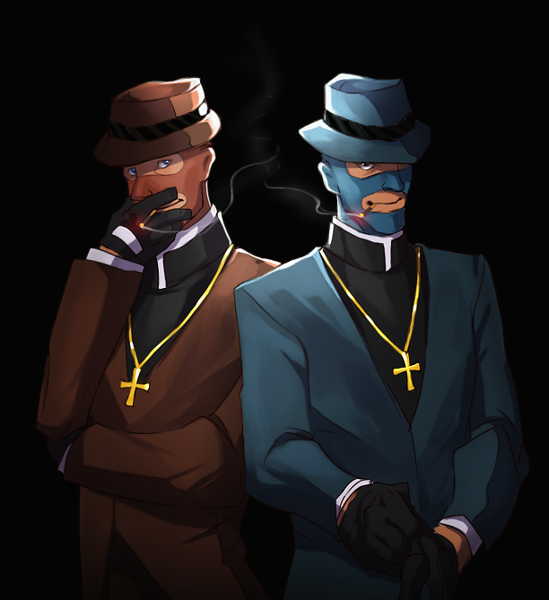 spy X 2 by biggreenpepper