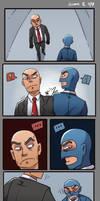 hitman and spy