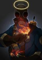 light pyro by biggreenpepper