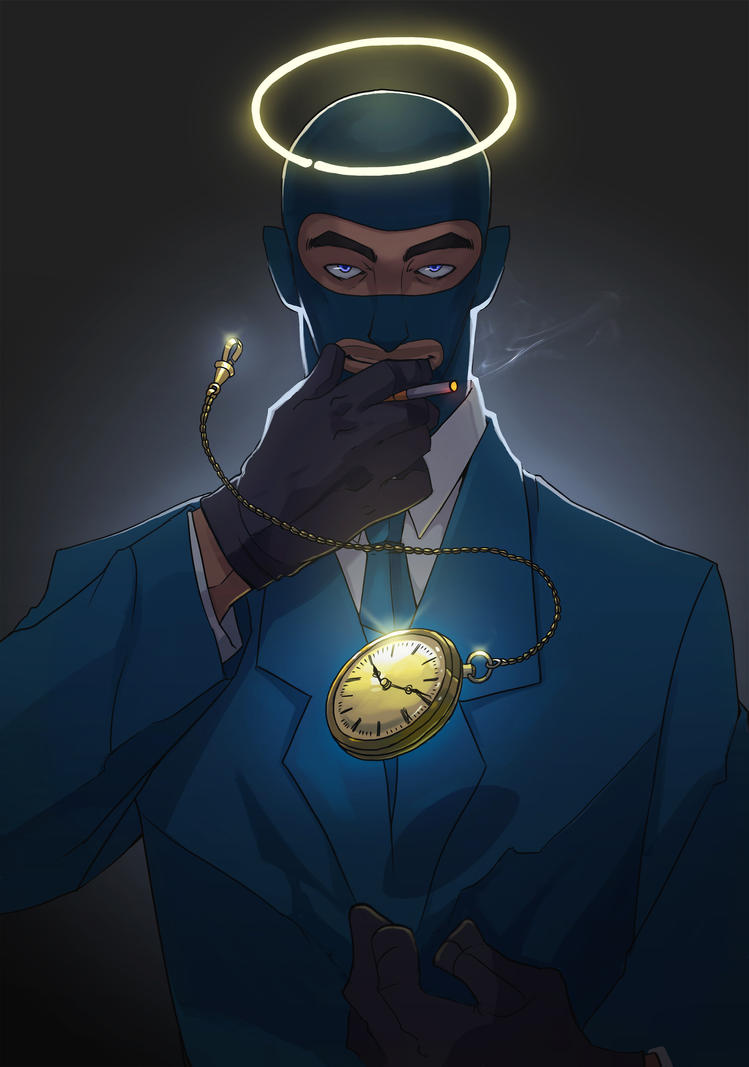light spy by biggreenpepper