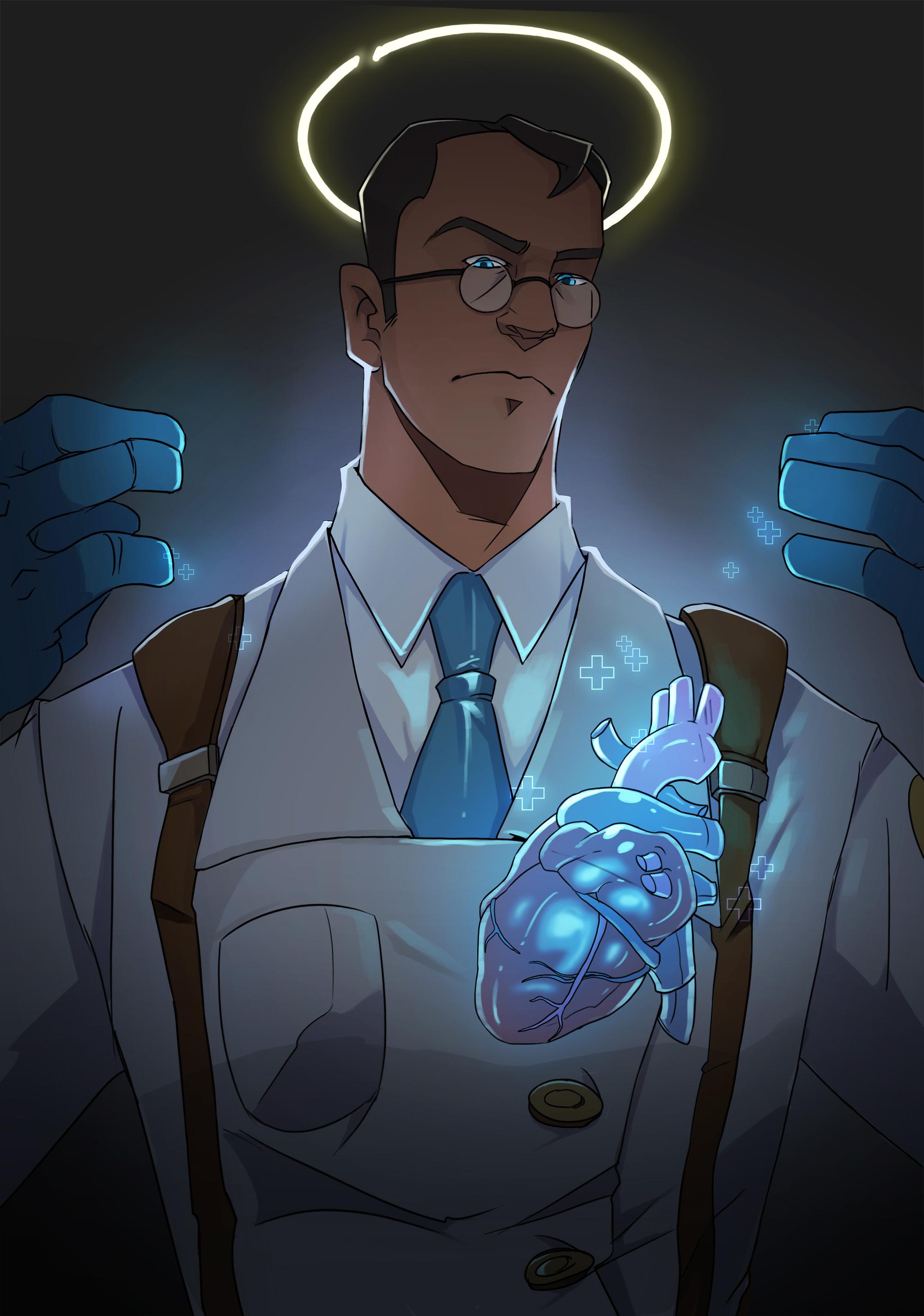 light medic by biggreenpepper