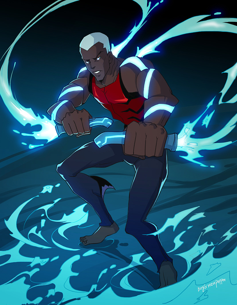 Young justice aqualad men sex are not