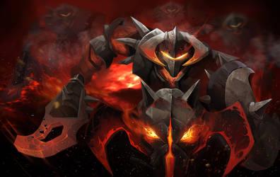 dota2 Chaos Knight