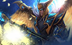 dota2 Skywrath Mage