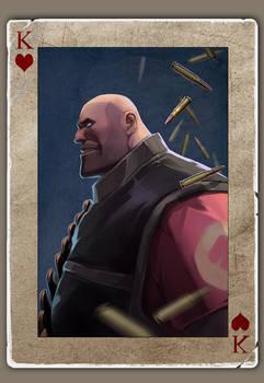 TF2 Poker heavy