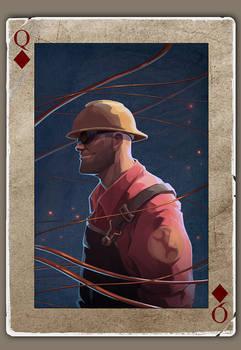 TF2 Poker Engineer
