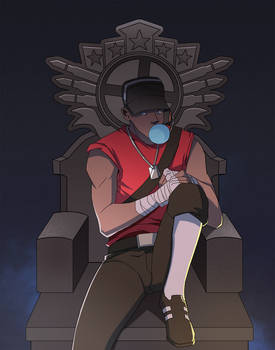 TF2 EZGAME Scout