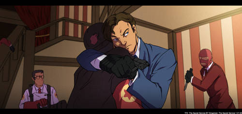 TF2  The Secret Service 02