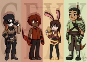 Team CFVY by scheree