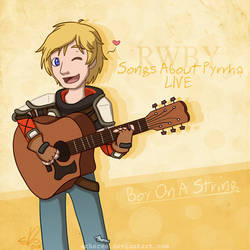 RWBY.Songs about Pyrrha LIVE by scheree