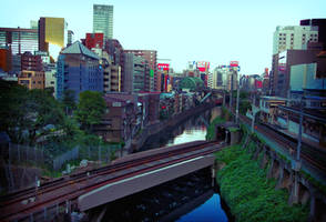 Bye-bye, Akihabara by Reichenbach