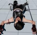 Tekken 7 Advent Children Tifa Defeated