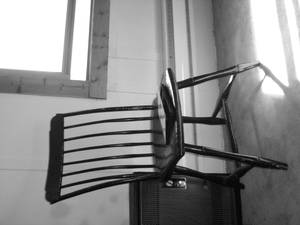 Stock Image Old Chair