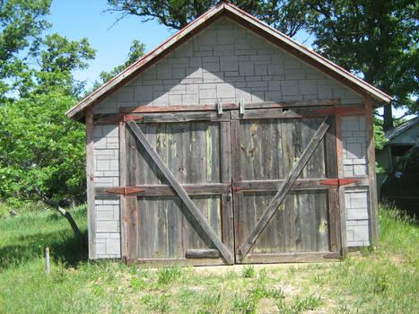 Stock Image Old Barn2